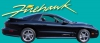 93-02 Firehawk Decal Kit