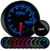 Elite 10 Color Air/Fuel Ratio Wideband Gauge - Black