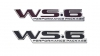 96-02 Firebird Trans Am WS6 Badge Emblem