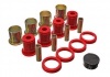 93-02 Firebird Polyurethane Rear Control Arm Bushing Kit - RED