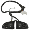G8 Steering Wheel Buttons Switch 08 Black