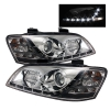 08-09 G8 Projector Headlights CHROME