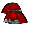 08-09 G8 Tail Lights LED Red