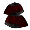 08-09 G8 Tail Lights LED Red Smoked