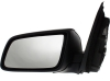 08-09 G8 Black Outside Door Mirror LH