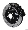 08-09 G8 Wilwood Front Big Brake Kit Drilled & Slotted