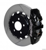 08-09 G8 Wilwood Rear Big Brake Kit Slotted
