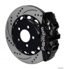 08-09 G8 Wilwood Rear Big Brake Kit Drilled & Slotted