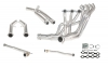 "08-09 G8 GT Jet-Hot Kooks 1-3/4"" x 3"" LT Headers & X-Pipe"