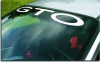 "Pontiac ""GTO"" Windshield Banner Decal"
