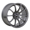 VMR V701 Gunmetal Gray Wheel