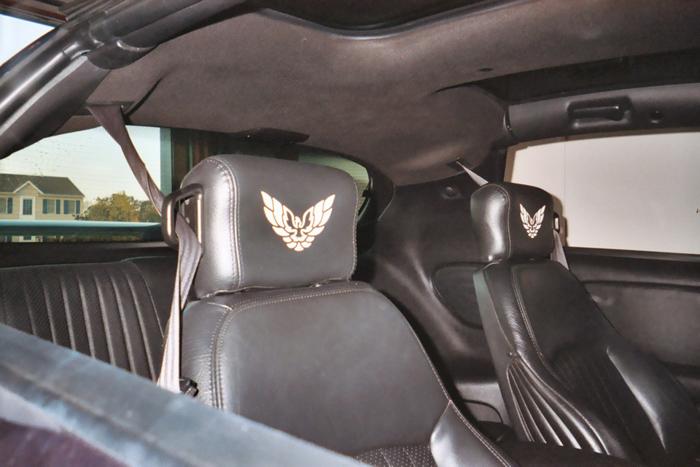 93-02 Firebird Trans Am Headrest Decals: GTOG8TA.COM ...
