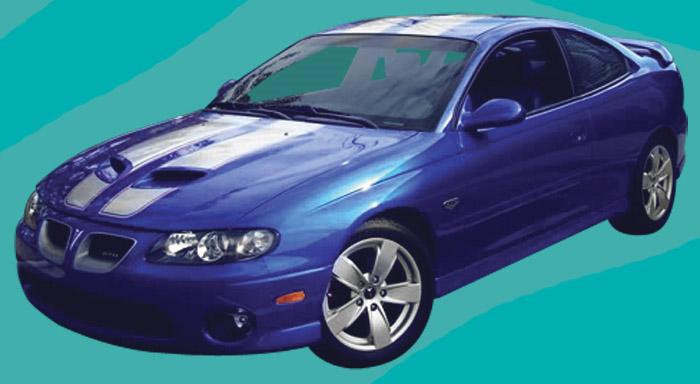 05 06 Gto Stripe Kit Gtog8ta Com Late Model Pontiac
