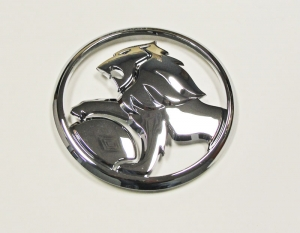 G8 Ute Holden Lion Front Grille Badge: GTOG8TA COM - Late