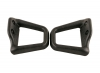 93-02 Firebird EBONY Seat Belt Guides Coupe