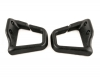 93-02 Firebird EBONY Seat Belt Guides Convertible