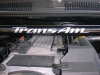 93-02 Trans Am Strut Tower Brace Decal