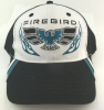 Pontiac Firebird Trans Am Hat- White/Black/Blue