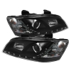 08-09 G8 Projector Headlights BLACK