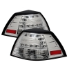 08-09 G8 Tail Lights LED Chrome
