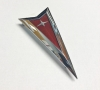 08-09 G8 Front Bumper Arrow Emblem GM