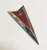 08-09 G8 Trunk Lid Arrowhead Emblem GM