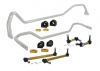 08-09 G8 Whiteline Front/Rear Swaybar Kit