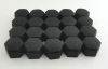 08-09 G8 Lug Nut Caps Set - Black