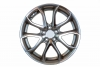 "G8 SS Replicast Melbourne 20"" Silver Wheels Set"