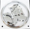 14-17 Chevy SS Holden Rear Lion Trunk Emblem
