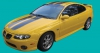 2004 Pontiac GTO Stripe Kit