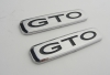 04-06 GTO Door Panel Emblems PAIR