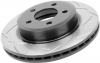 05-06 GTO Slotted Rear Rotor DBA