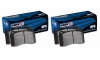 2004 GTO Hawk Performance Street Brake Pads Kit