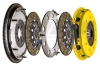GTO/Firebird ACT Heavy Duty Twin Disc Clutch Kit