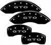 04-06 GTO Brake Caliper Covers Black