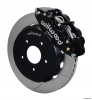 "04-06 GTO Wilwood Big Brake Front Kit 13"" Slotted Rotors"