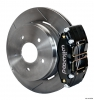 "04-06 GTO Wilwood Big Brake Rear Kit 12"" Slotted Rotors"