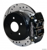 "04-06 GTO Wilwood Big Brake Rear Kit 12"" Drilled & Slotted Rotors"