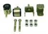 04-06 GTO Poly Engine Motor Mounts Kit