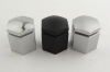 04-06 GTO Lug Nut Cap Covers OE Silver