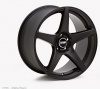 VMR V705 Matte Black Wheel