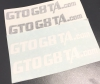 GTOG8TA.com Quarter Decal
