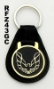 Trans Am Die Cast Keychain - GOLD