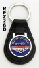 6.5 LITRE GTO KEY CHAIN