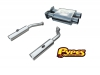 05-06 GTO Pypes Pype Bomb Axle Back & H-Box Exhaust Kit