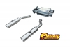 05-06 GTO Pypes Pype Bomb Axle Back & X-Box Exhaust Kit